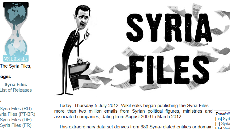 Anonymous Syria_Leaks