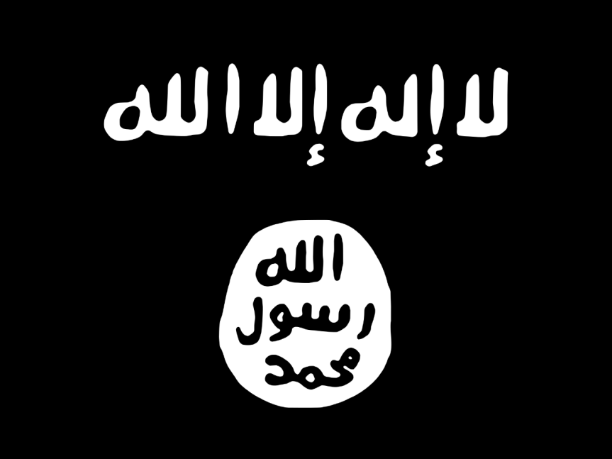 IS-Flagge
