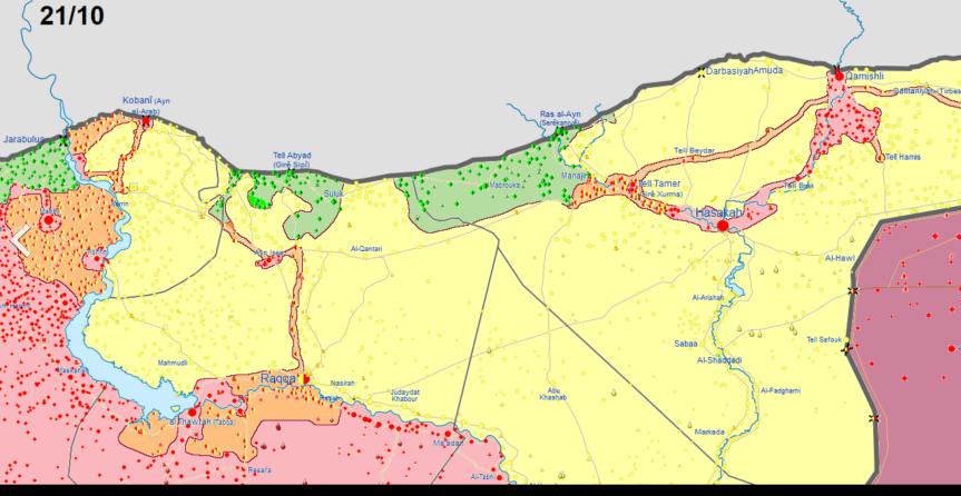 Türkischer Einmarsch: Kurze Analyse zu den Kriegsparteien TSK/FSA und YPG/SDF inNordostsyrien