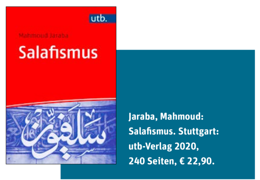Rezension – Jaraba, Mahmoud:Salafismus
